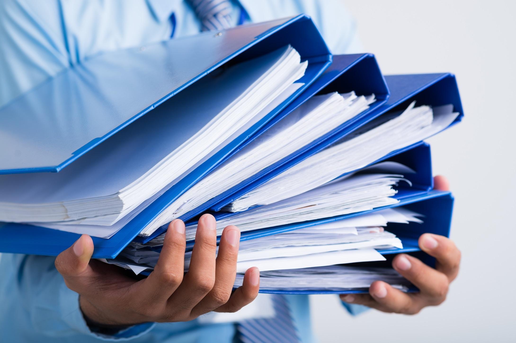Документы фирмы однодневки