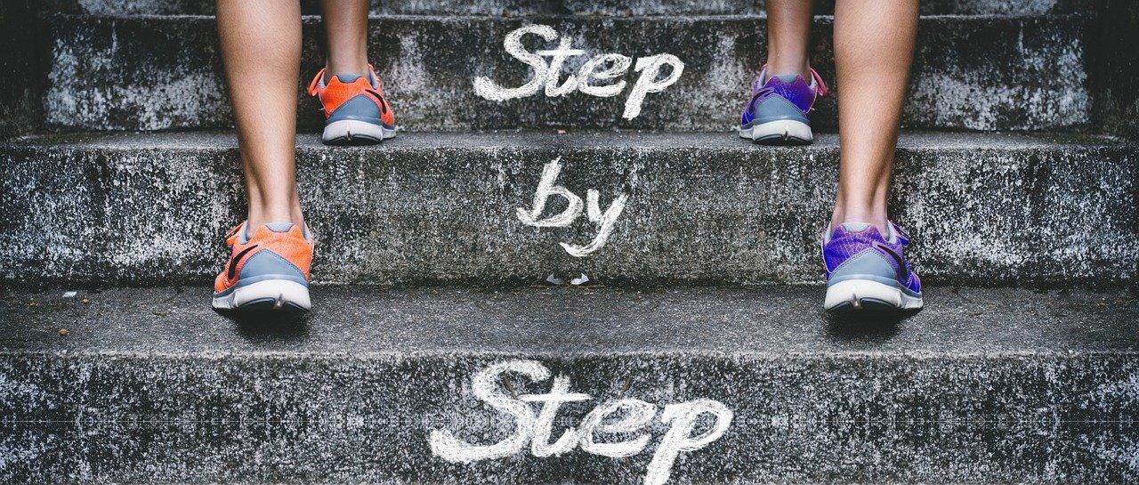 Шаг за шагом - становление бизнесмена