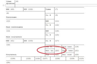 Платежки на зарплату с 01.06.2020